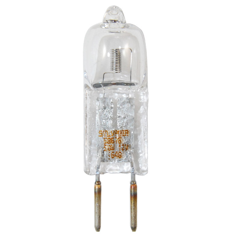Sylvania 50w 12v Starlite Bi-Pin Quartz Halogen GY6.35 4000Hr Light Bulb