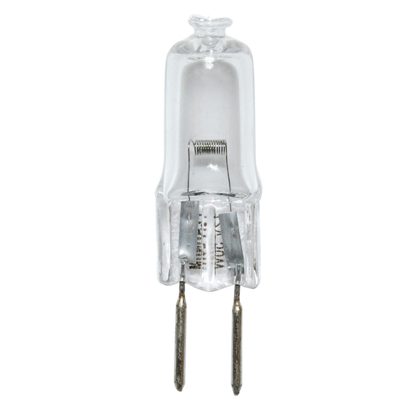 BulbAmerica 50W 12V GY6.35 Bi-Pin Base Clear Halogen Bulb