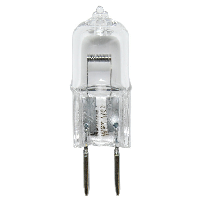 BulbAmerica 75W 12V T12 GY6.35 Bi-Pin Base Clear Halogen Bulb