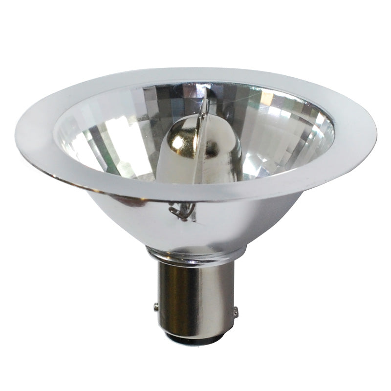 BulbAmerica 20W 12V AR70 Flood BA15d Base Reflector Halogen Bulb