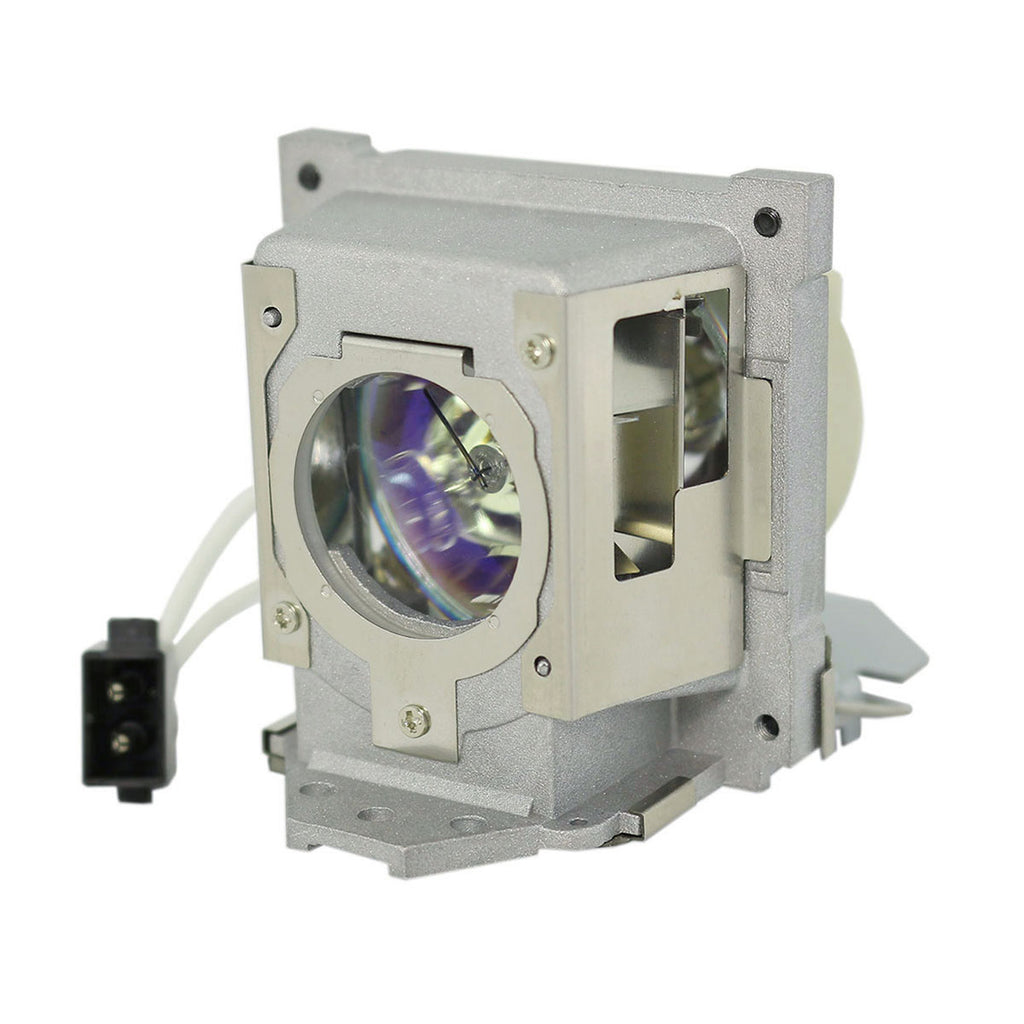 BenQ SH960-Left Projector Housing with Genuine Original OEM Bulb
