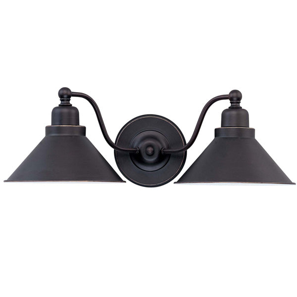 Nuvo Bridgeview - 2 Light Wall Sconce