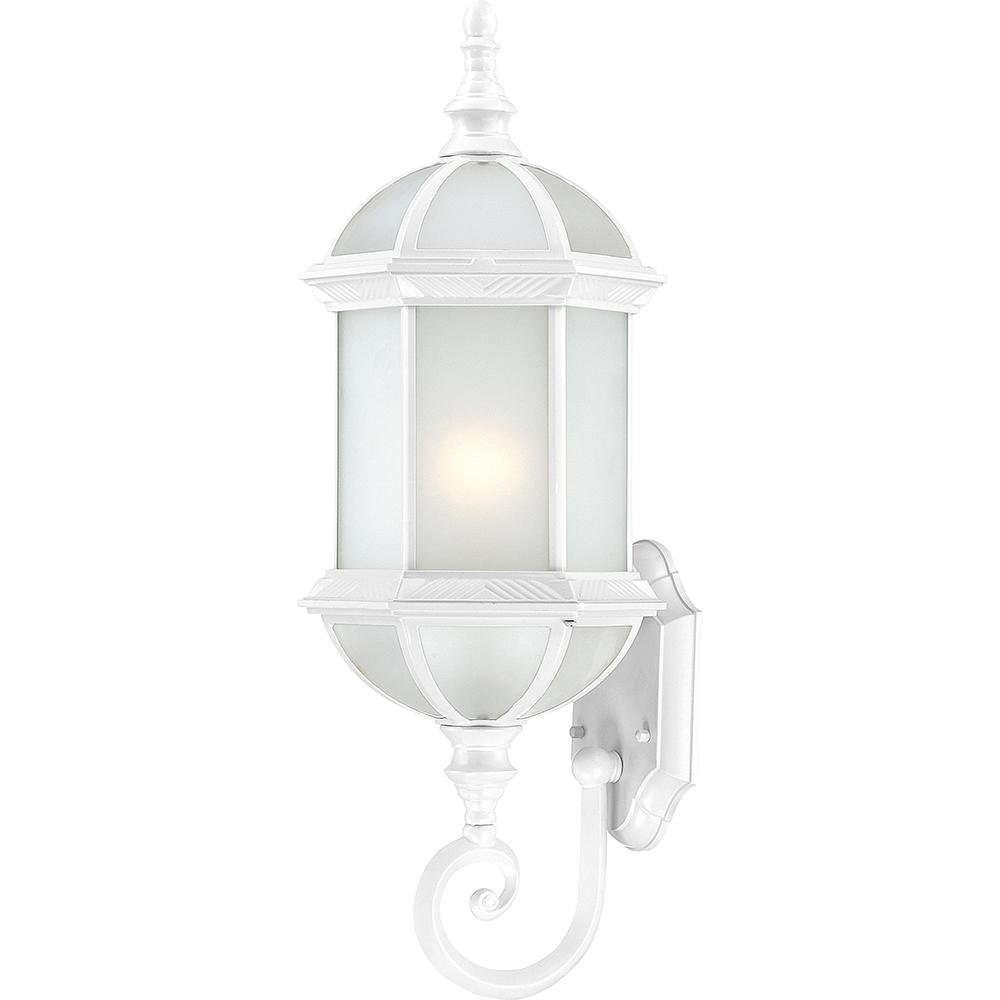 "Boxwood ES - 1 Light - 22"" Outdoor Wall W/ Frosted Glass - Bulb Included"