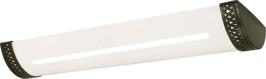 Nuvo Rustica - 3 Light - 50 inch - Ceiling - Fluorescent - (3) F32T8