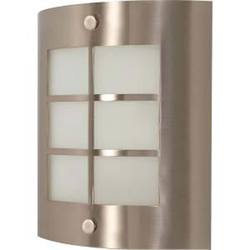 Nuvo 60-946 1 Light Cfl - 9 inch - Wall Fixture - (1) 18w GU24 Lamps Included