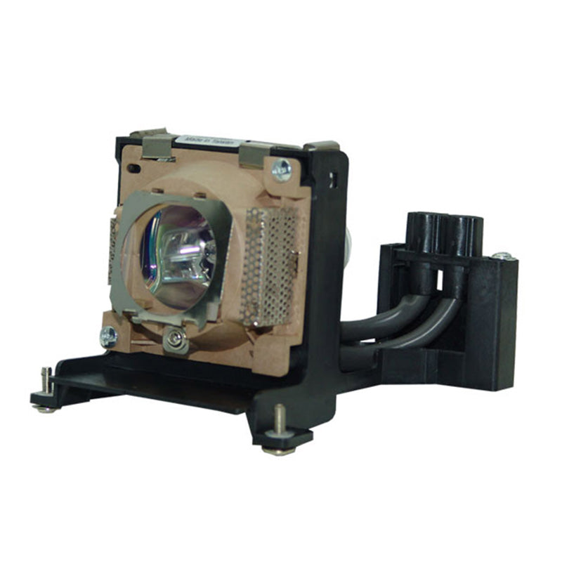 BenQ DS760 Projector Housing with Genuine Original OEM Bulb