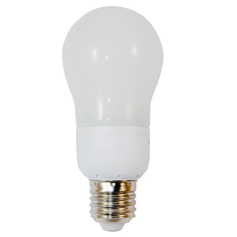 Miracle LED Un-Edison 5w 120v A19 Frosted Cool White E26 Light Bulb - 60w equiv.