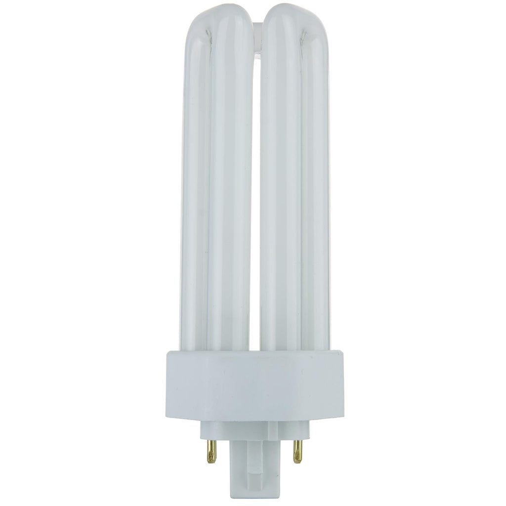 SUNLITE 26w PLT 4-Pin Triple Tube GX24q-3 5000K Super White Lamp