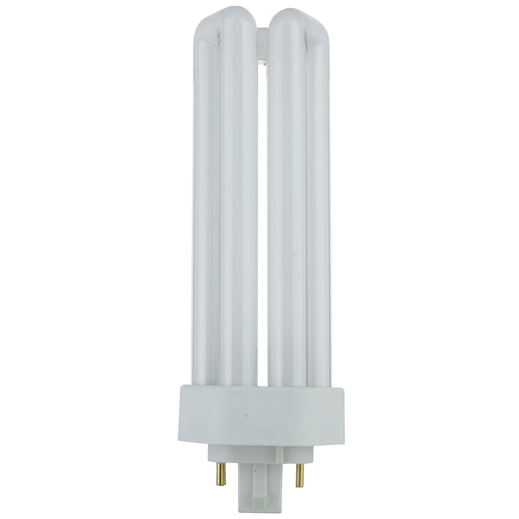 SUNLITE 32w PLT 4-Pin Triple Tube GX24q-3 6500K Daylight Lamp