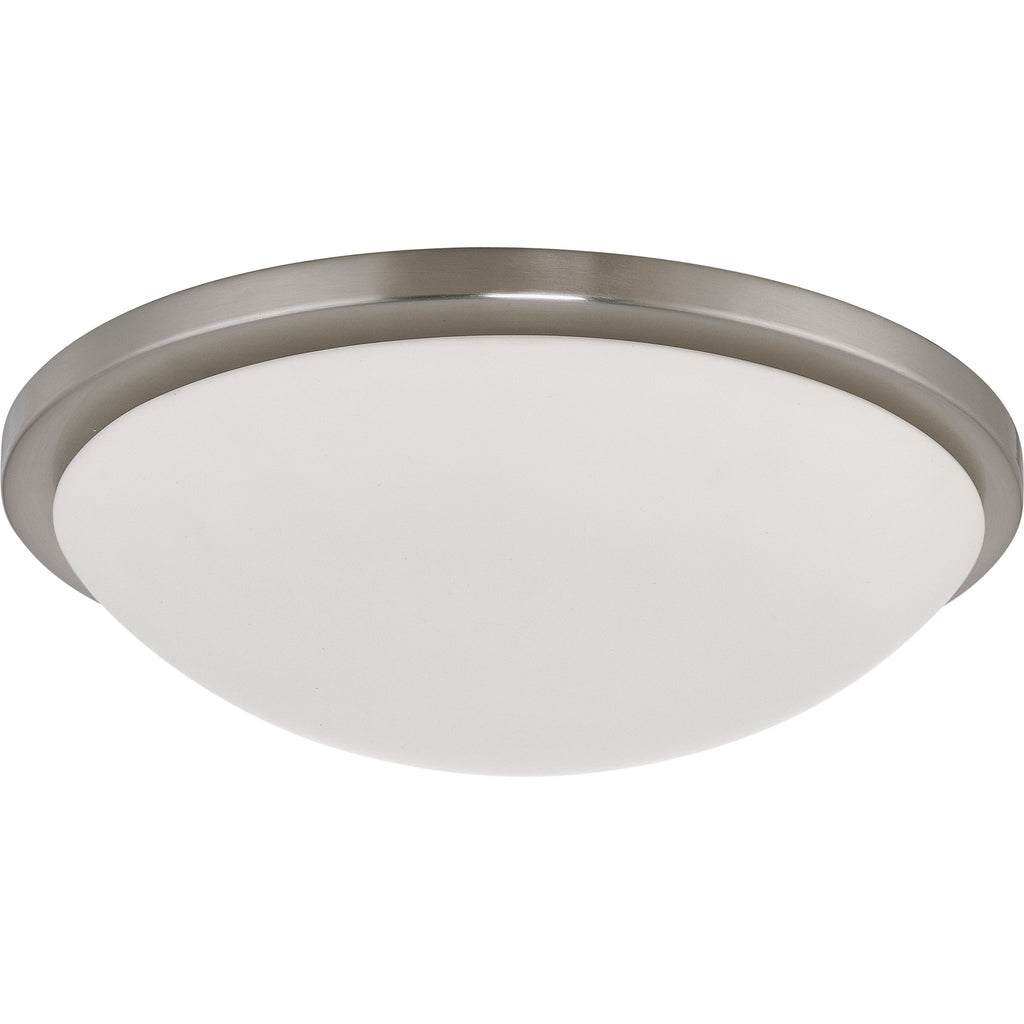 Nuvo 62-1044 Button - LED 17 Inch Button Flush Mount Fixture