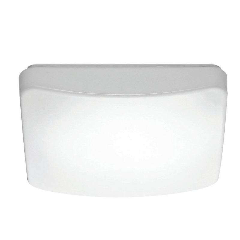 Satco 16.5w LED 11 inch LED Flush Mount with Occupancy Sensor - 3000K
