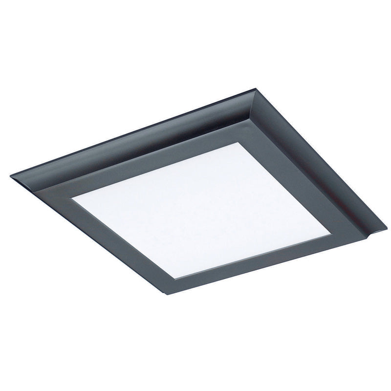 Nuvo Blink Plus 18w LED 12x12in Surface Mount LED Fixture - Bronze - 3000K