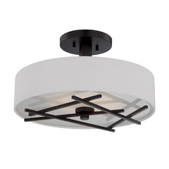Stix - LED Semi Flush