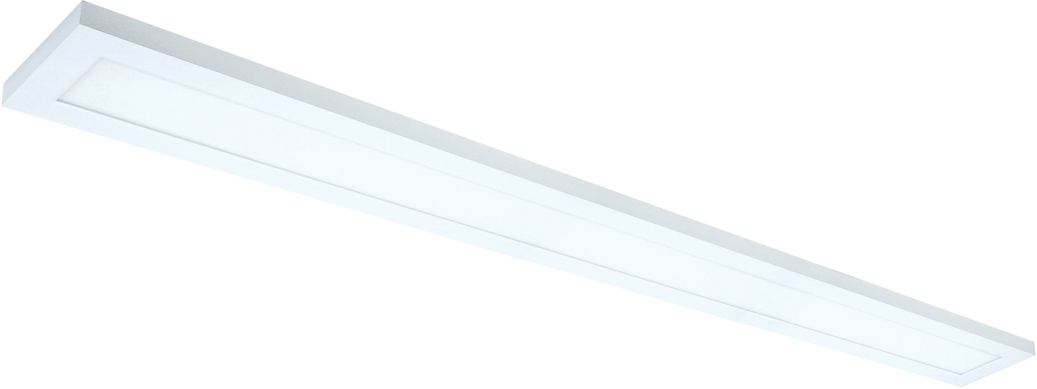 Nuvo 30w Blink Plus 5 x 36 Surface Mount LED 120-277v in White Finish 4000k