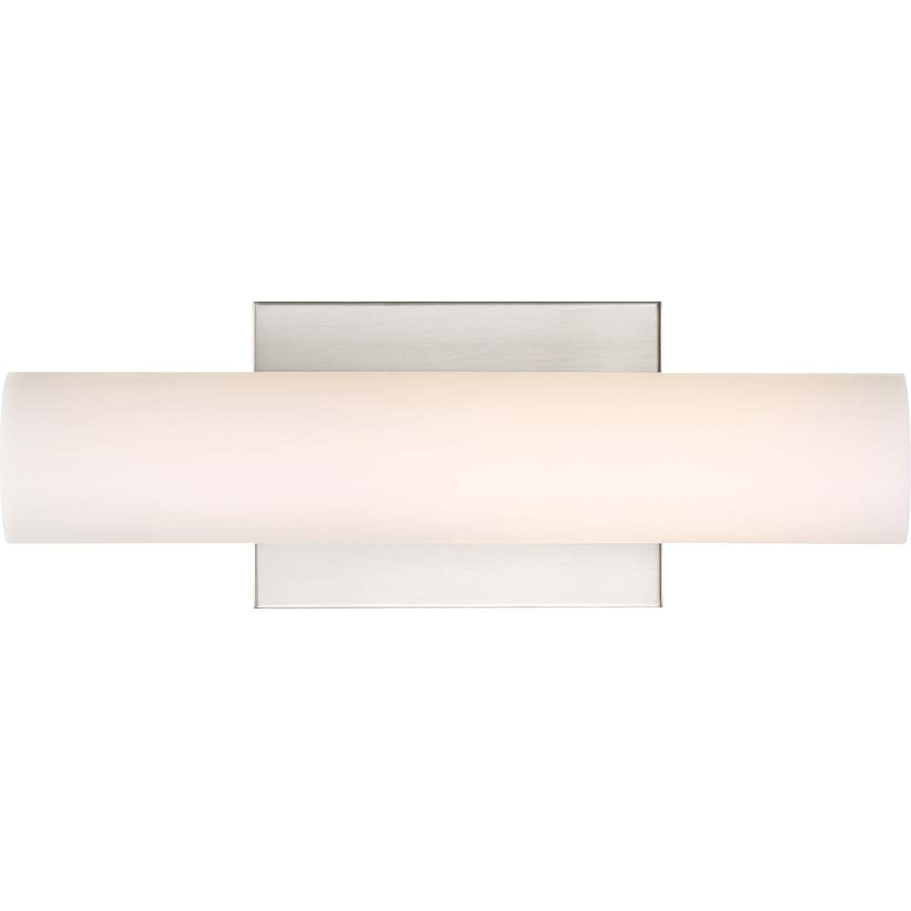 Nuvo Lighting Bend Led Small Vanity Brushed Nickel Finish