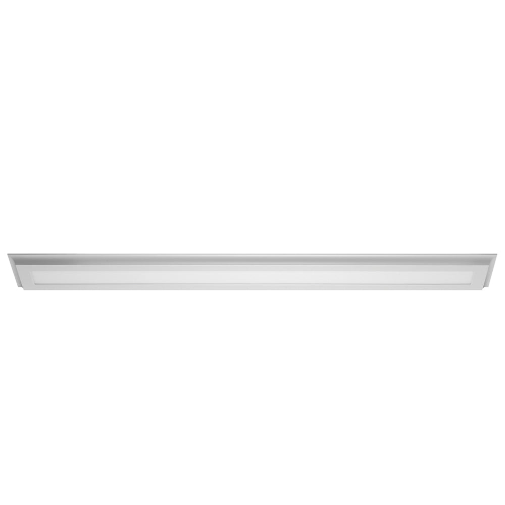 Nuvo Blink Plus 40w LED 7x49in 4000K Surface Mount LED Fixture - White