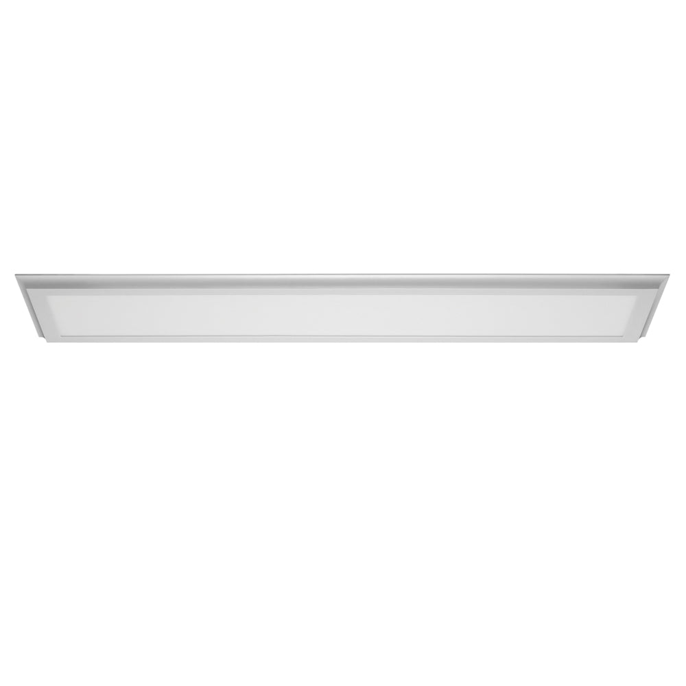 Nuvo Blink Plus 45w LED 13x49in Surface Mount LED Fixture - White - 4000K