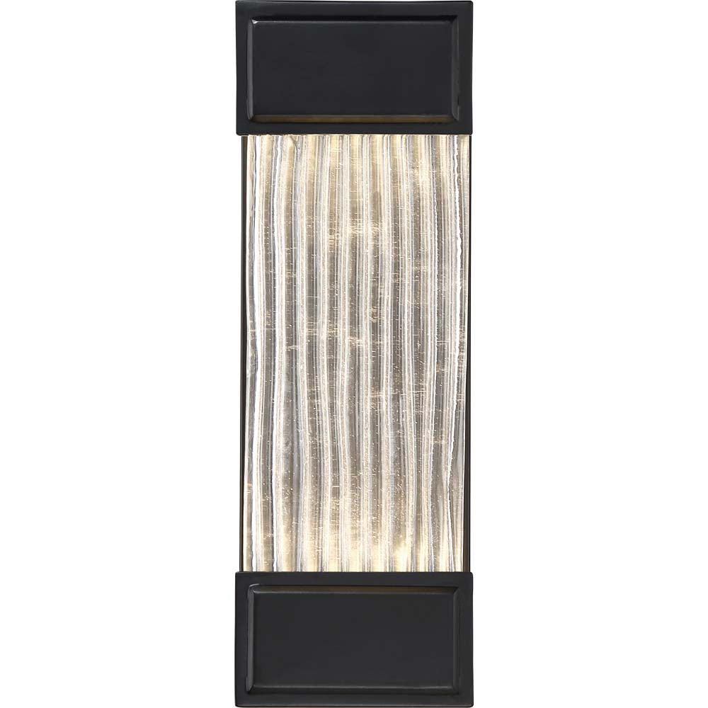 Nuvo Lighting 8w Kinsey Led Wall Sconce Aged Bronze Finish