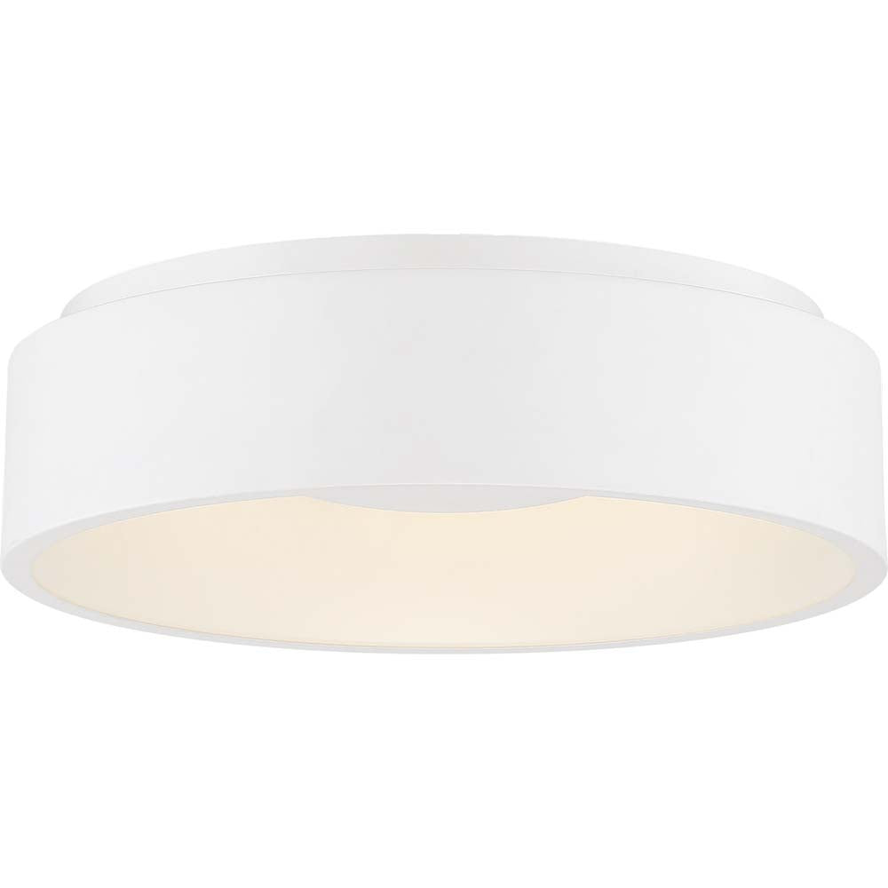 Nuvo Lighting 20w Orbit Led 20W Flush Mount White Finish