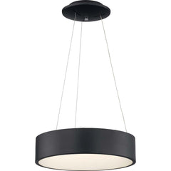 Nuvo Lighting 20w Orbit Led 20W Pendant Black Finish