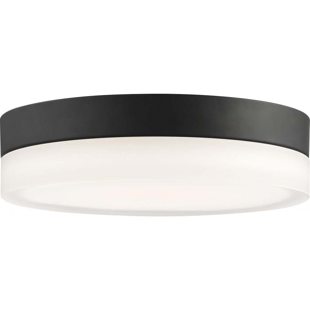 Nuvo 62-469 25w Pi - 1 Module Circular LED 120v Dimmable Ceiling Flush Mount