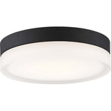 Nuvo 62-469 25w Pi - 1 Module Circular LED 120v Dimmable Ceiling Flush Mount - BulbAmerica