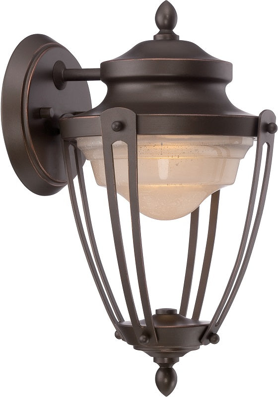 Nuvo Lighting Cole 17W LED Outdoor Wall w/ Frosted Glass Fixture