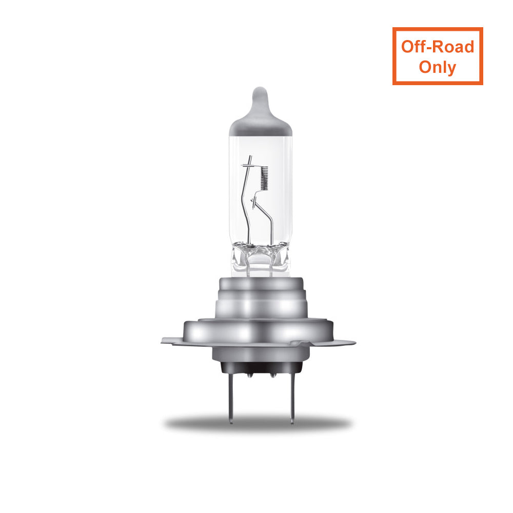OSRAM H7 80W 12V 62261 Super Bright Premium Off-Road Automotive Bulb