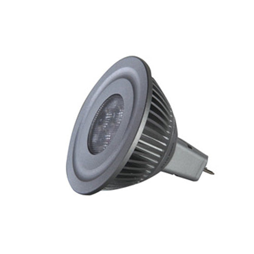 GE 4.5w 12v 3000k 36MR16 Silver LED Light Bulb