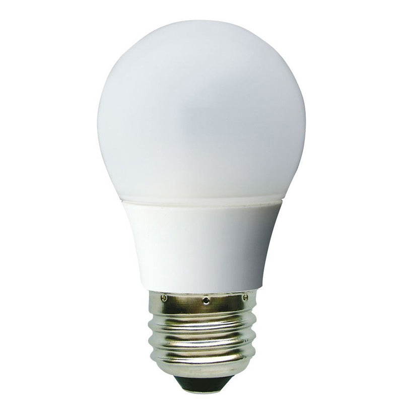 Ge 3w 120v A-Shape A15 White LED Light Bulb