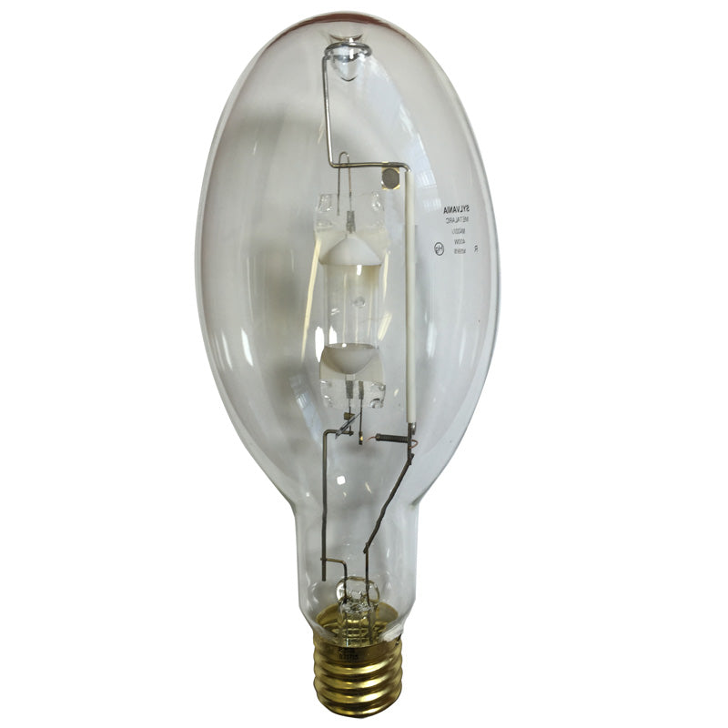 SYLVANIA M400/U 400w 4000k E39 base ED37 M59/S Quartz Metal Halide lamp