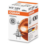 OSRAM H7 12V 55W - 64210L+ Long Life Original Line Automotive Bulb
