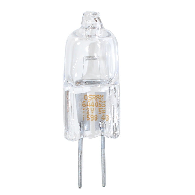 Osram Sylvania 64405 5W 12V G4 base Halogen Halostar Light Bulb