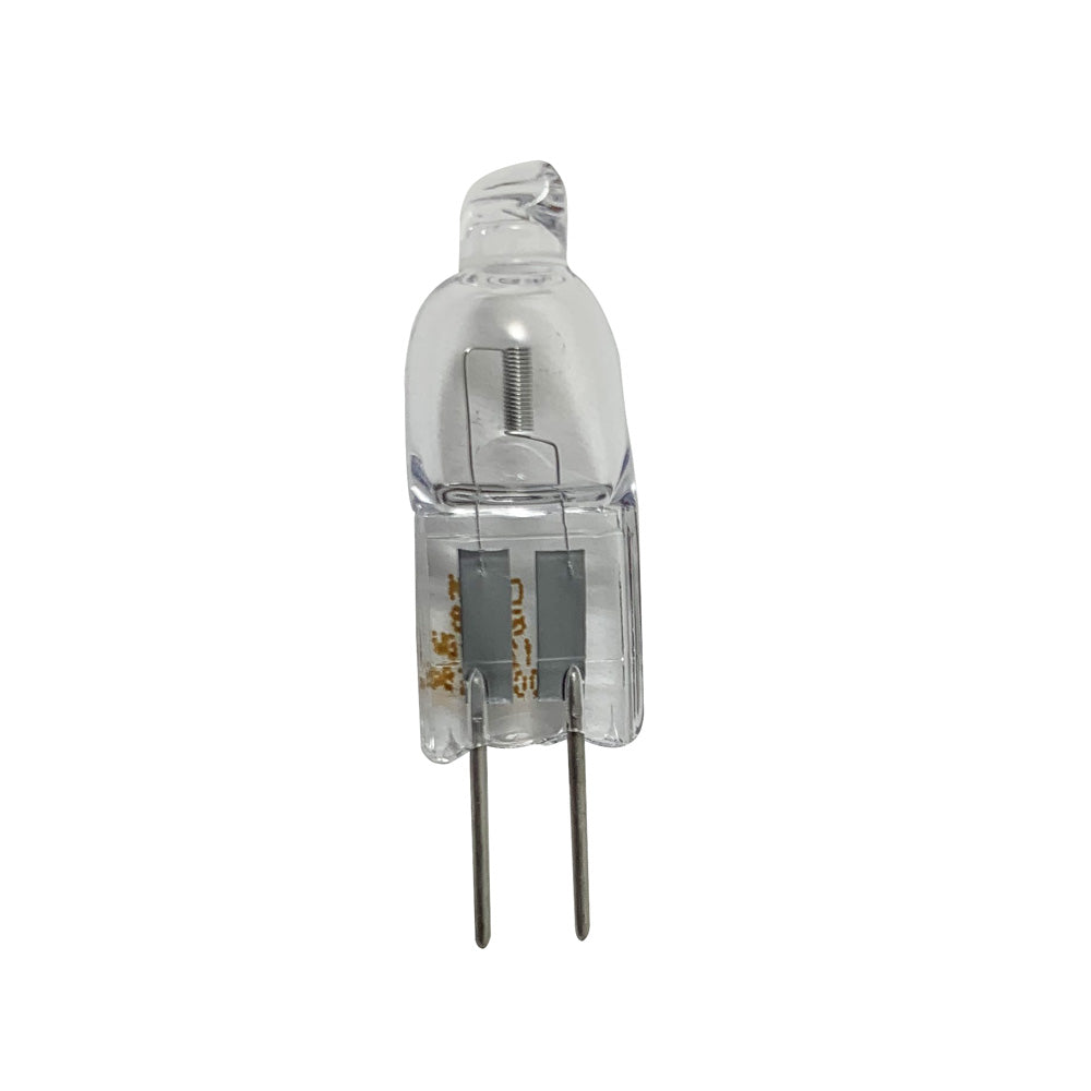 Osram 58655 20T3Q/CL 20w 12v 3000k Clear G4 Halogen Quartz Bi-Pin Light Bulb