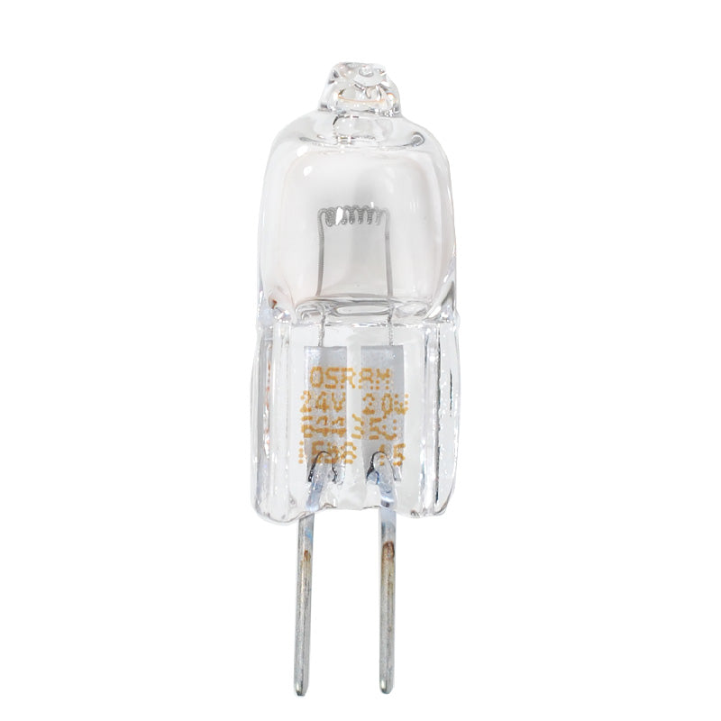 Osram 64435 20W 24V G4 base Halogen Halostar Light Bulb