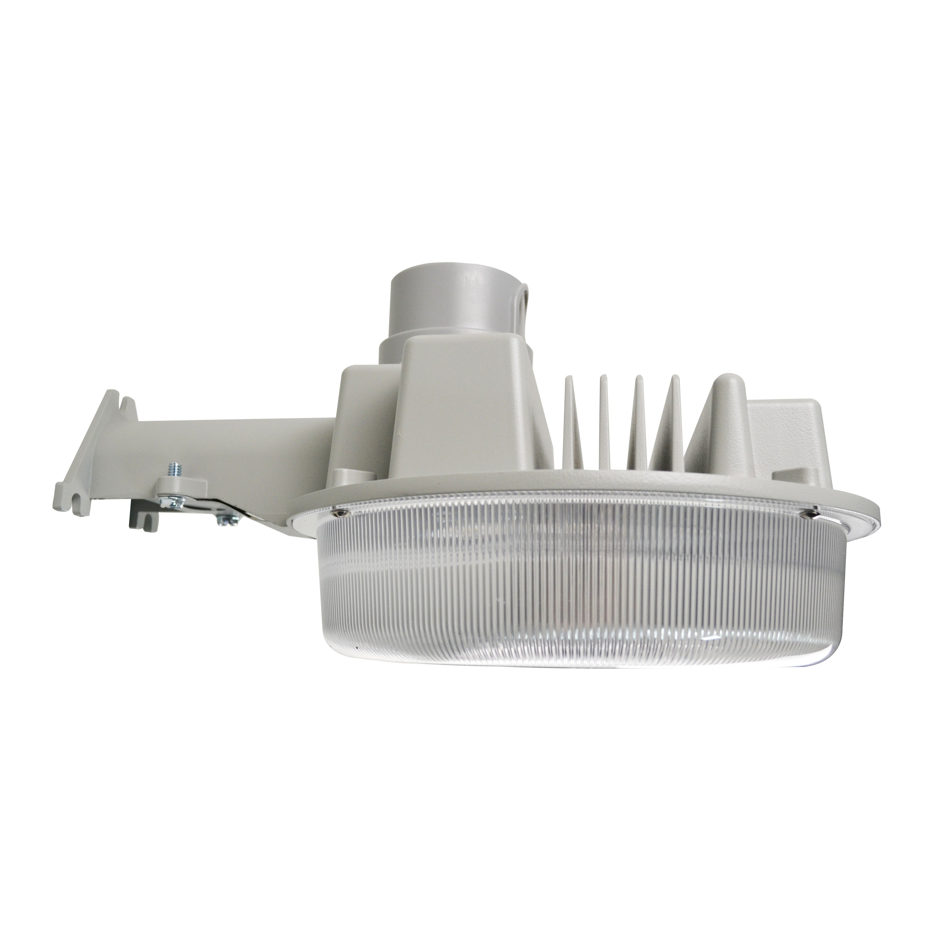 58W LED Wall Mount Carport Parking Area Fixture with Photo Cell