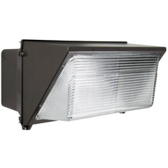 160W LED Wall Pack Security Flood Fixture