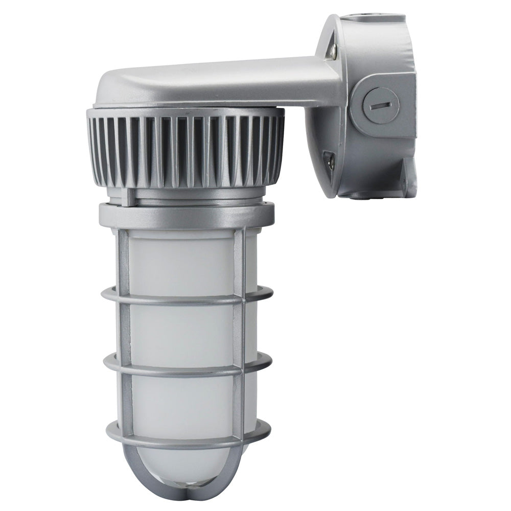Nuvo Lighting 20w Wall Mount Vapor Tight - 5000K - Gray Finish