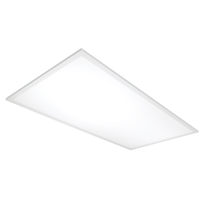 2Pk -  Nuvo 50W 2x4 ft. LED Flat Panel Fixture 5000k Natural Light 100-277v