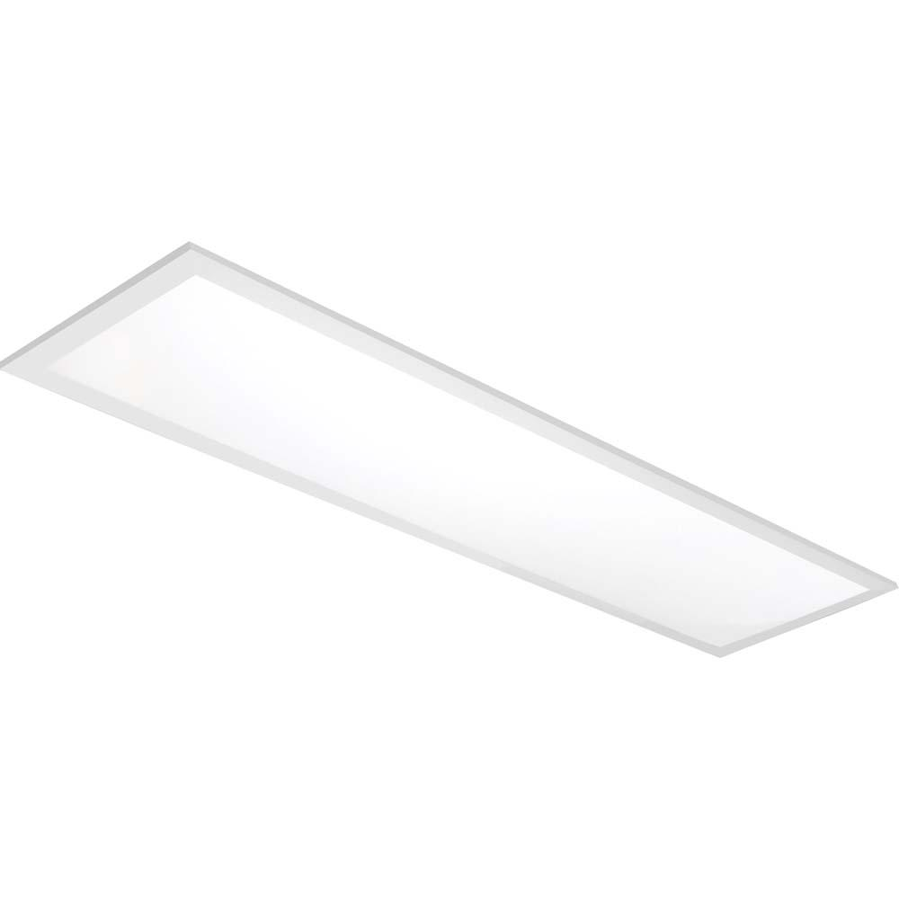 Nuvo 40w 100v-277v 1ft. x 4ft. LED Flat Panel Fixture in DLC Premium 3500k