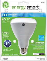 GE 12w 120v R30 2700k Food Dimmable Energy Smart LED Light Bulb (60-watt replacement)