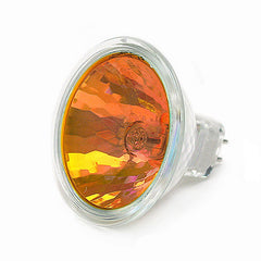 Sunlite EXT/O - MR16 50w Colored in Orange light bulb