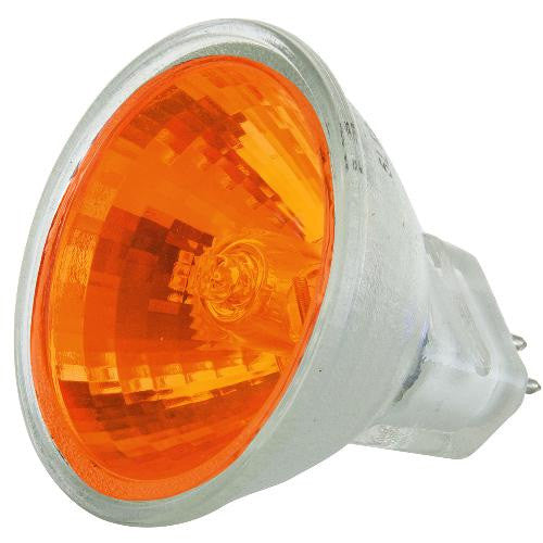 SUNLITE 20w FTB 12v MR11 Spot Orange Bulb
