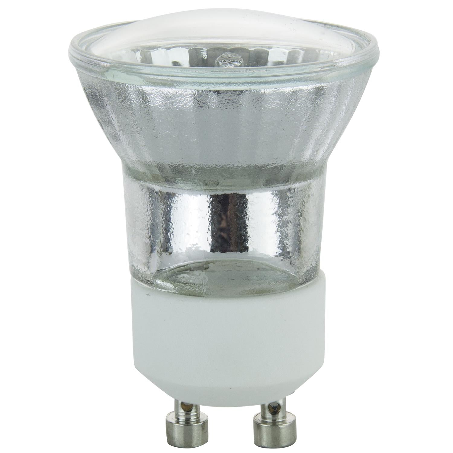 SUNLITE 20w FTD 120v GU10 Flood MR11 Glass Cover Bulb