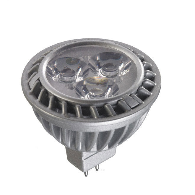 GE 7w MR16 LED Bulb Dimmable Flood 460Lm Soft White lamp