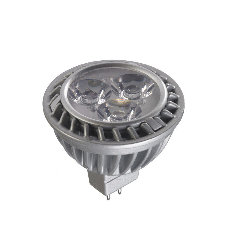 GE 7w MR16 LED Bulb Dimmable Narrow Flood 460Lm Soft White lamp