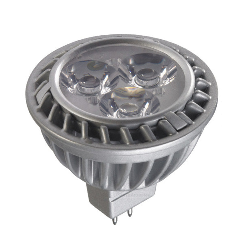 GE 67844 7w MR16 LED GU5.3 Dimmable Narrow Flood NFL25 4000K Cool White 12v lamp