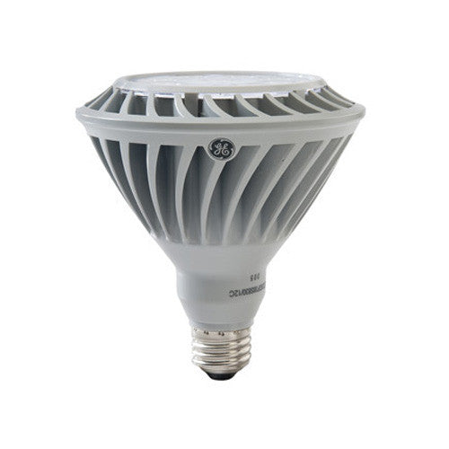 GE 26w PAR38 LED Bulb Dimmable Narrow Flood 1500Lm Warm White lamp