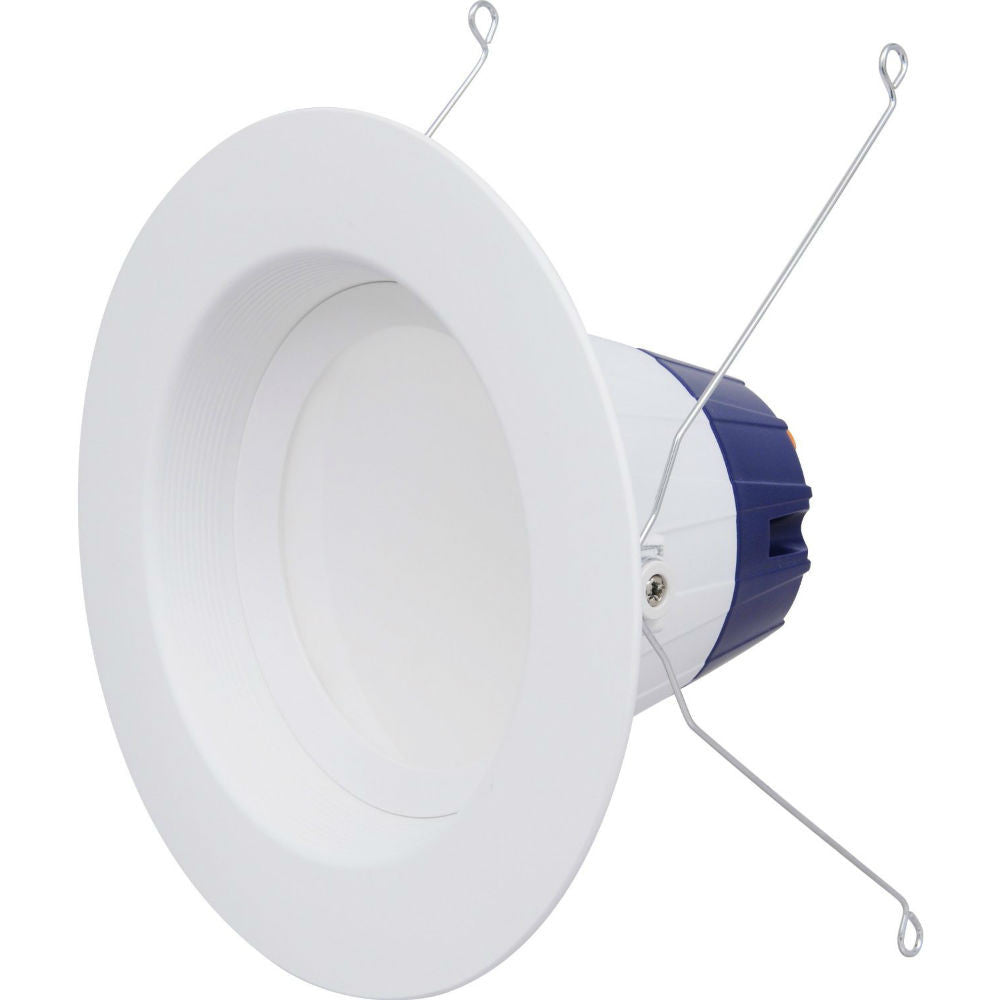 Sylvania 10-watt 700 Lumen 2700K Warm White Recessed Downlight Kit - 65w equiv.