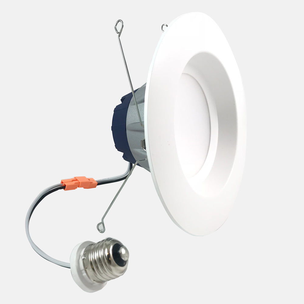 SYLVANIA 5-6 inch 13W 3000K Recessed LED Downlight Kit - 100w equiv.